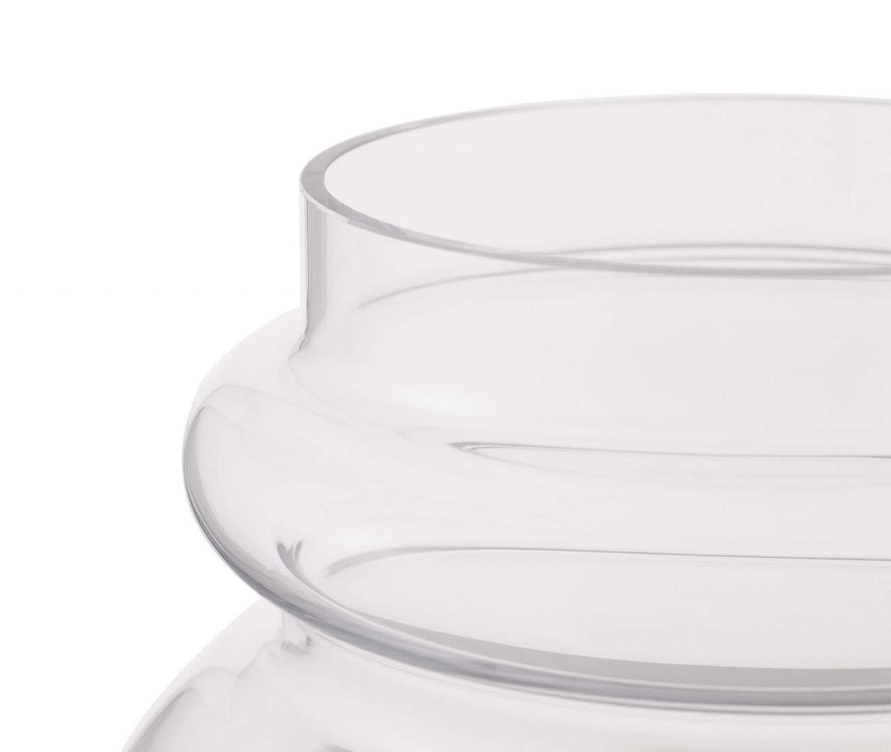 Tivoli - Balloon Vase - Blumenvase - klar - Höhe 19 cm