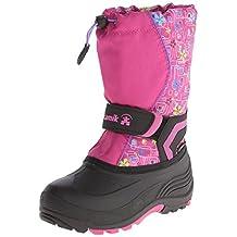 Kamik Snowbank2 Boot (Toddler/Little Kid/Big Kid),Magenta,8 M US Toddler