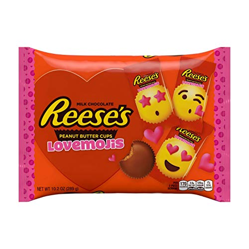 Reese's Valentine's Day Love-Mojis - 10.2oz