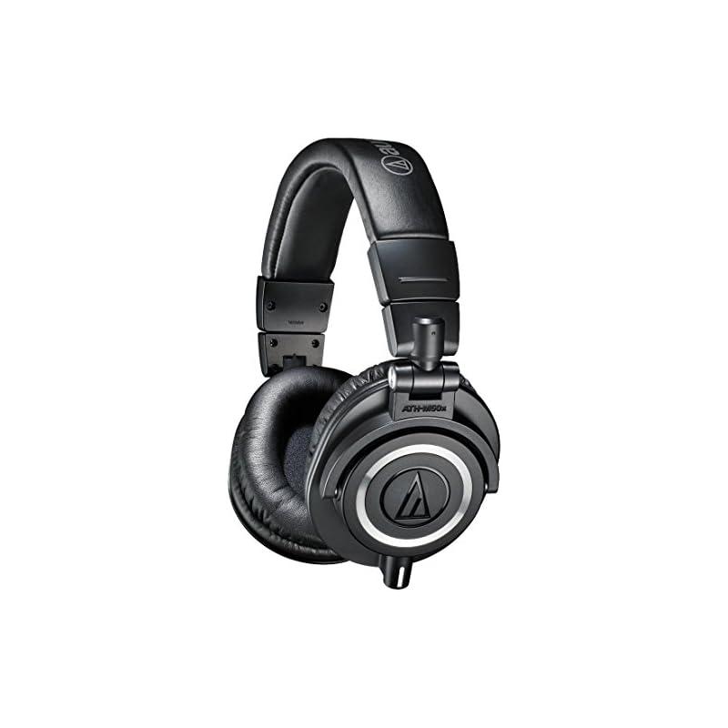 Audio-Technica ATH-M50x Professional Stu