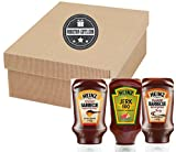 Heniz Bbq Lover's Famous Trio Gift Box By Moreton Gifts