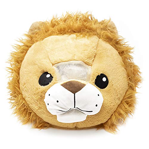 Plush Animal Head Mask Costume | Fun Furry