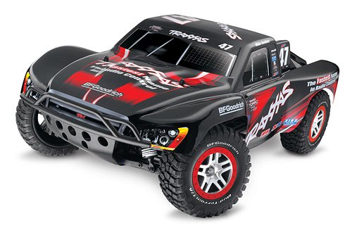 The Ultimate 4 X 4 - Traxxas RTR 1/10 Slash 4X4 Ultimate VXL 2.4GHz with 7 Cell Battery and Charger (Colors May Vary)