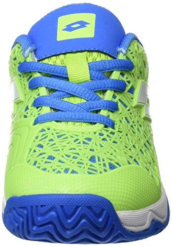 Sneakers Multicolore Blanc Variés Fluo Ultra Mixte Enfant Basses Viper Jr Trèfle Fluo Lotto Clover L Coloris wfnvqIqH
