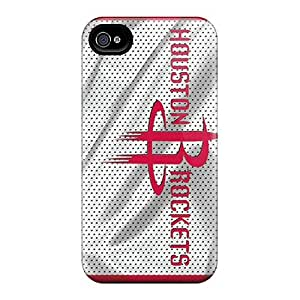Anti-Scratch Cell-phone Hard Cover For Iphone 6plus With Allow Personal Design Fashion Houston Rockets Series JasonPelletier