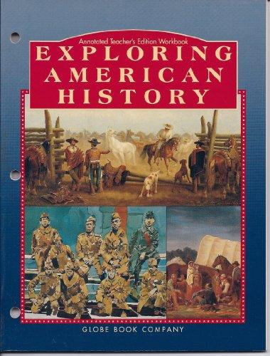 Exploring American History Teachers Resource Manual