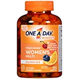 Best Womans Vitamins - One A Day Women's Vitacraves, 150 Count Review