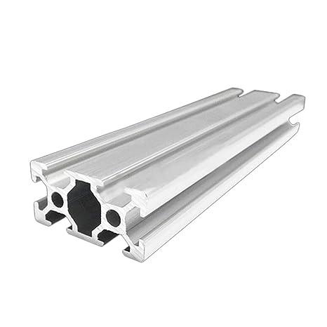 Shumo 500Mm Estructura De Extrusión De Perfiles De Aluminio T-Slot ...