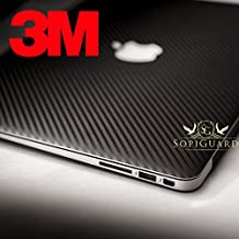 SopiGuard 3M 1080 Carbon Fiber Full Body Vinyl Skin Apple Macbook Air 13