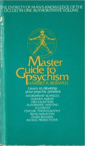 Master Guide to Psychism Paperback – 1969