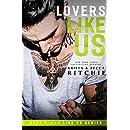 Lovers Like Us (Like Us Series: Billionaires & Bodyguards Book 2)