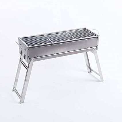 Amazon.com: PINGUINO Parrilla de carbón para barbacoa ...
