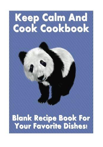 Blank Recipe Book: My Favorite Recipes by Go Go KabuKabu