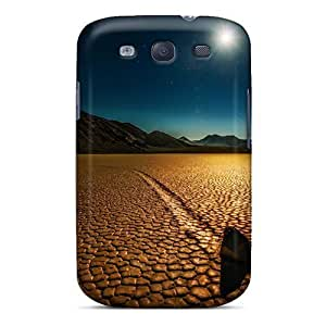 For Case, High Quality The Mysterious Rock Of Wonder In The Death Valley ForIpod Touch 5 Cover Cases
