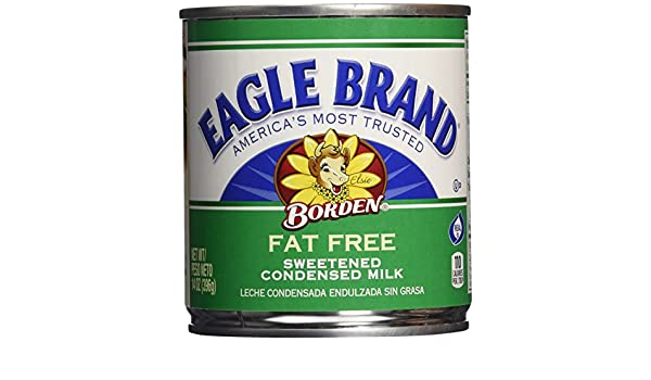 Amazon.com : Eagle Brand Sweet Condensed Milk, 14 oz : Grocery & Gourmet Food