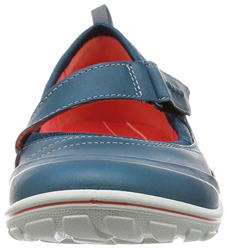 Outdoor EccoEcco Sea Donna Blu Blau Port Scarpe Sportive Blush59547 Port Sea Coral Arizona qtnTx1tO