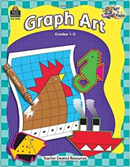 Book Graph Art, Grades 1-2 (Start to Finish Series) by Myers Susan (2009-06-01)