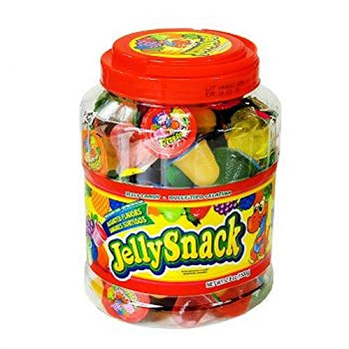 Jelly Snack Fruit Jelly Candy 100 Pieces