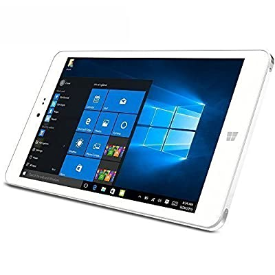 CHUWI Hi8 8 inch Windows 10/Android 4.4 Dual Boot Tablet PC, with Features of Intel Quad Core, Full HD 19201200 IPS Screen, 2G RAM/32G ROM and Winkey