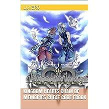 Kingdom Hearts Chain of Memories Cheat Code Ebook