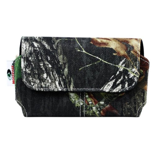 Fuse Mossy Oak Camouflage Large Horizontal Phone Case - 6887 - (Big Tex Holster)