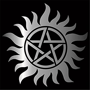 Amazon Anti Possession Symbol Car Decal Sticker Supernatural