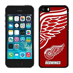for iphone 5/5S Case NHL Detroit Red Wings 1