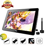 UGEE HK1560 15.6 Inches Pen Display IPS Drawing Monitor Dual Monitor with Adjustable Stand