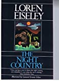 The Night Country, Loren C. Eiseley, 0684189089