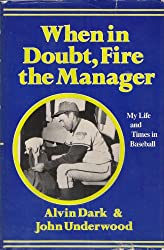 When in Doubt, Fire the Manager