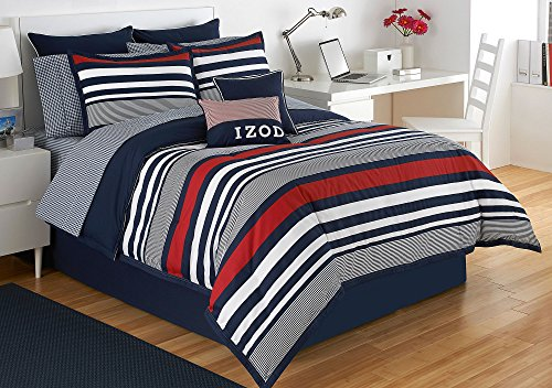 Home Stripe Comforter Set - 4
