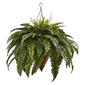 Nearly Natural Giant Boston Fern 118