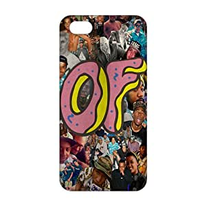 Ultra Thin A variety of people 3D Phone Case for iPhone 5s