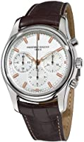 Frederique Constant Men's FC-396V6B6 Peking To Paris Silver Chronograph Dial Watch from Frederique Constant Watches