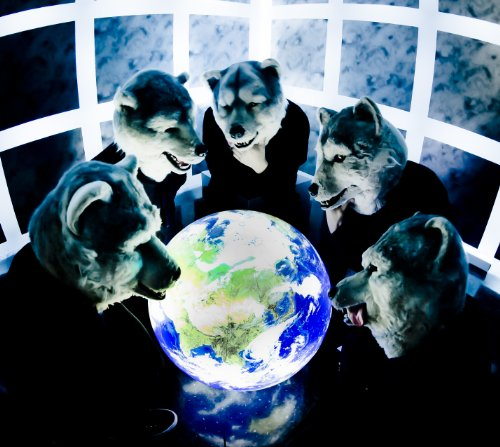 MAN WITH A MISSION / MASH UP THE WORLD[フォトブック付初回限定盤]