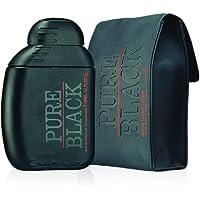 Pure Black by Lamis for Men - Eau de Toilette, 100ml