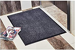 90 x 120 cm Basics Anti-Slip Door Mat Polypropylene