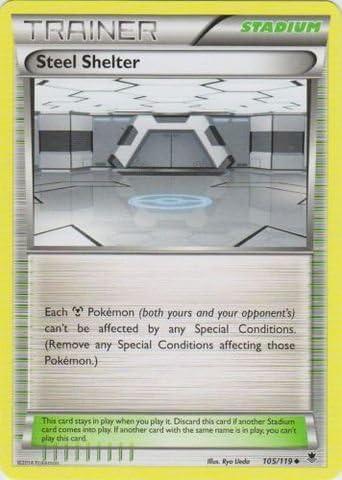 Enhanced Hammer 94//119 Phantom Forces Reverse Holo Mint Pokemon Card
