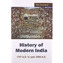 History of Modern India 1707 A.D. to 2000 A.D.
