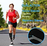 Compression Sleeve, for men and women. Medium to