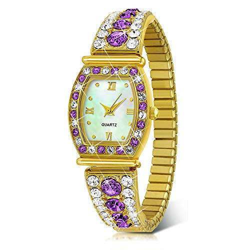 Personalized Birthstone Watch for Women