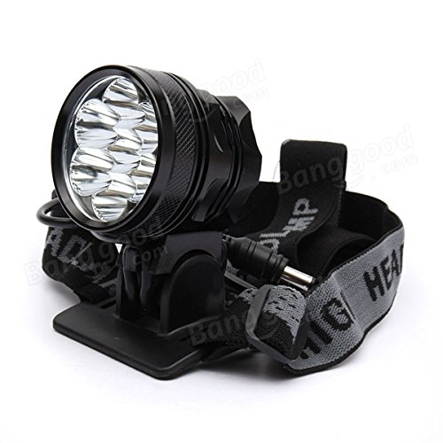 7 x XM-L2 T6 Bike Bicycle Light Cycling Front Headlight Headlamp by Freelance Shop SportingGoods (Image #3)