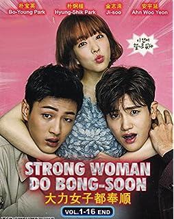 Strong Woman Do Bong-Soon (K-Drama w. English Sub)