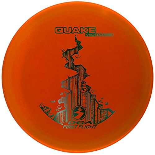Pro Line Mid Range Disc - DGA ProLine Quake Mid-Range Golf Disc [Colors May Vary] - 170-172g