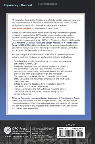 Airborne Electronic Hardware Design Assurance: A Practitioner's ...