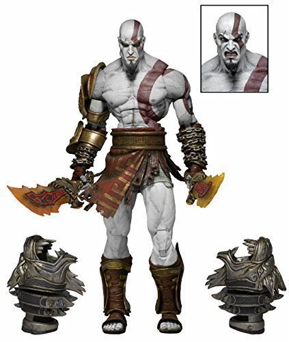 "NECA God of War 3 Ultimate Kratos Action Figure (7"" Scale) by NECA"