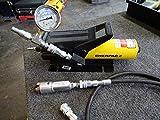 ENERPAC PA-133 Pump Air/Hydraulic w/CPS HY-250 Hydraulic Pinch-Off Tool