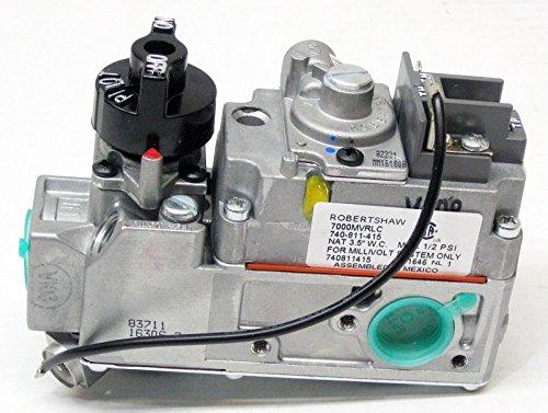 (O&HP) Robertshaw Millivolt Gas Valve 710-502 7000MVRLC
