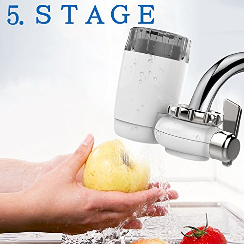Faucet Water Filter, Yannic , 5 Stage