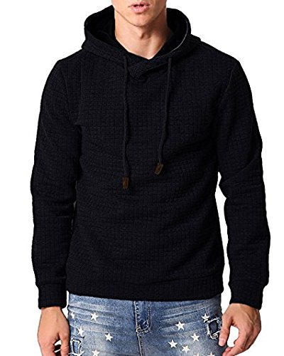 WEEN CHARM Men's Hooded Sweatshirt Hoodies Casual Lightweight Fashion Pullover Sweatshirts ()